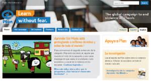 """Campaña """"Aprender sin miedo"""""""