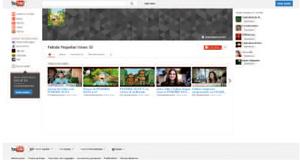 Canal de YouTube de Pequeñas Voces 3D