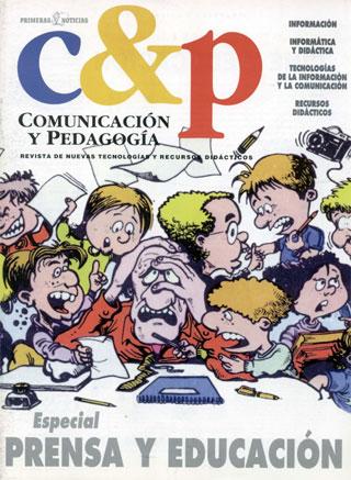 Artículo publicado en el Especial de Prensa y Educación de Comunicación y Pedagogía