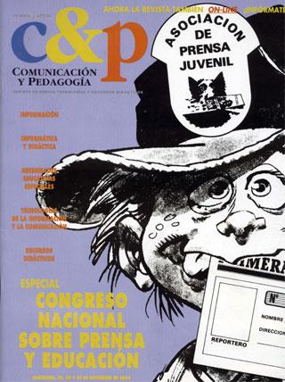 Especial de Congreso Nacional sobre prensa y Educación de Comunicación y Pedagogía