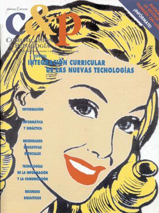 Artículo publicado en el Especial de Integración Curricular de las Nuevas Tecnologías de Comunicación y Pedagogía