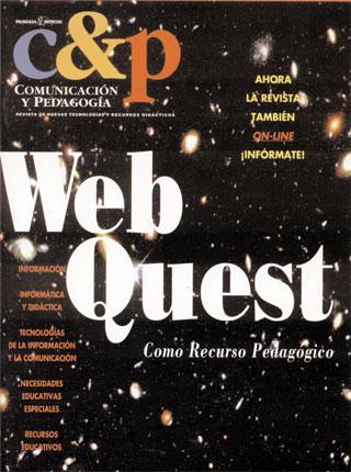 Especial Webquest como recurso pedagógico de Comunicación y Pedagogía