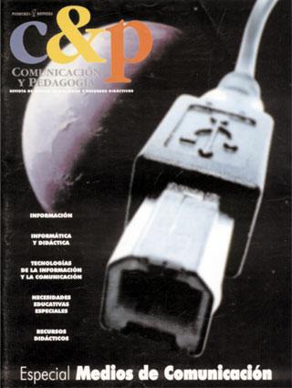Artículo publicado en el Especial de Medios de Comunicación de Comunicación y Pedagogía