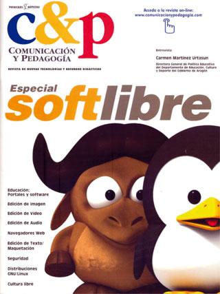 Especial Soft libre de Comunicación y Pedagogía
