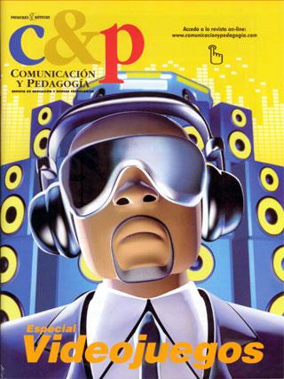 Artículo publicado en el Especial de Videojuegos de Comunicación y Pedagogía