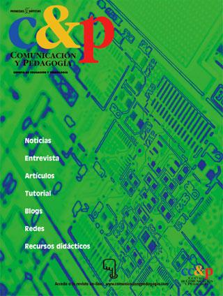 Artículo publicado en Comunicación y Pedagogía