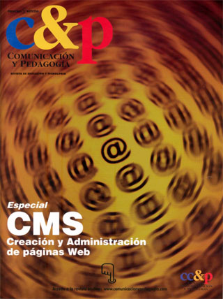 Especial CMS de Comunicación y Pedagogía