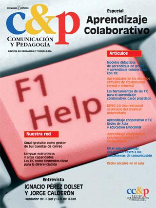 Especial de Aprendizaje Colaborativo de Comunicación y Pedagogía