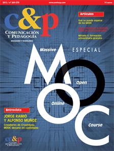 Comunicación y Pedagogía 269-270. MOOC