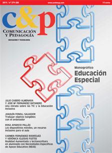 Comunicación y Pedagogía 279-280. Educación Especial
