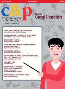 Comunicación y Pedagogía 281-282. Gamificación