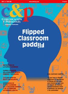 Comunicación y Pedagogía 285-286. Flipped Classroom
