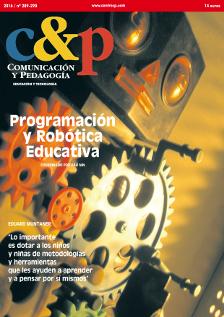 Comunicación y Pedagogía 289-290. Programación y Robótica