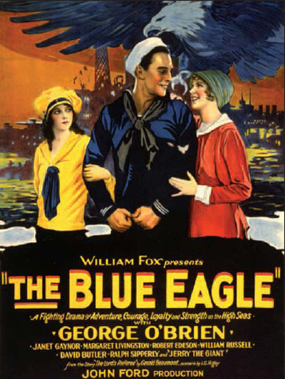 El águila azul (1926) de John Ford.