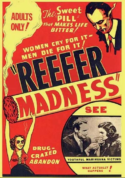 Reefer madness (1936) de Louis J. Gasnier.