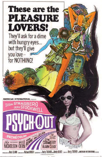 Psych-Out (1968) de Richard Rush.