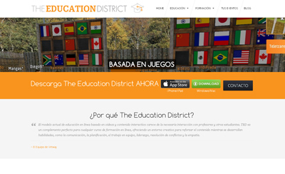 The Education District (TED).