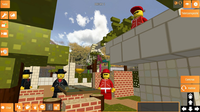 Juegos de construcción para desarrollar competencias.