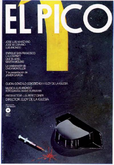 El pico (1983) de Eloy de la Iglesia.