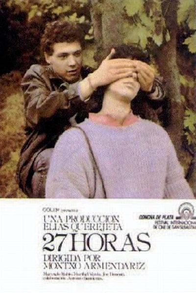 27 horas (1986) de Montxo Armendáriz.