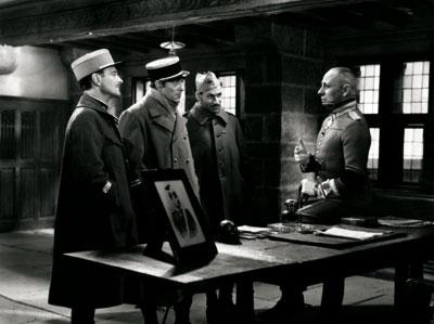 La gran ilusión (1937) de Jean Renoir.