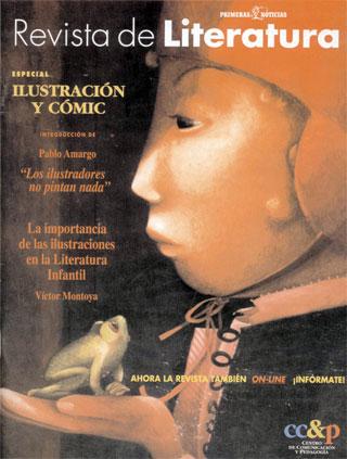 Revista de Literatura Especial Ilustración y Cómic