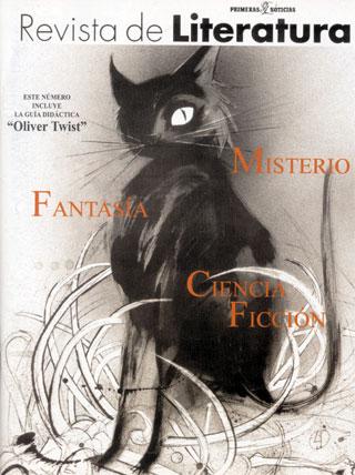 Revista de Literatura Especial Misterio, Fantasía y Ciencia Ficción