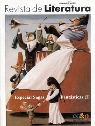 Revista de Literatura Especial Sagas Fantásticas (I)