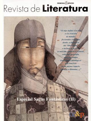 Revista de Literatura Especial Sagas Fantásticas (II)