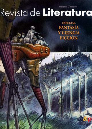 Revista de Literatura Especial fantasía y Ciencia Ficción