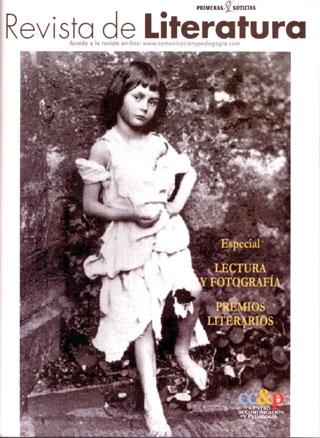 Revista de Literatura Especial Lectura y Fotografía. Premios Literarios