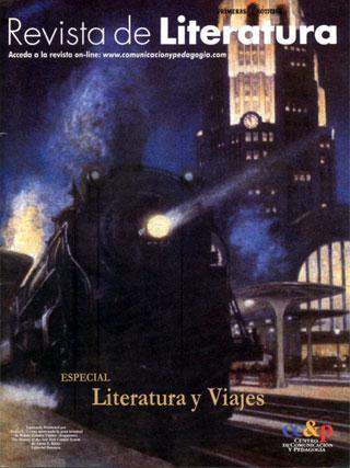 Revista de Literatura Especial Literatura y Viajes