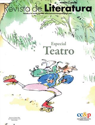 Revista de Literatura Especial Teatro
