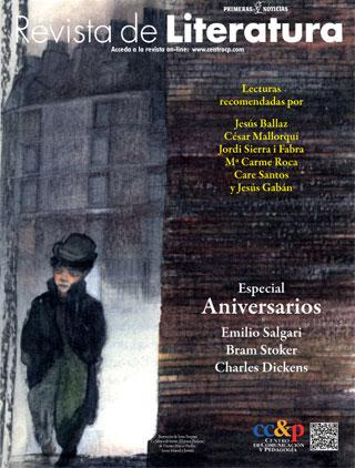 Revista de Literatura Especial Aniversarios y Lecturas recomendadas