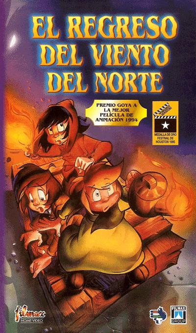 El regreso del viento del norte (1995) de Maite Ruiz de Austri.
