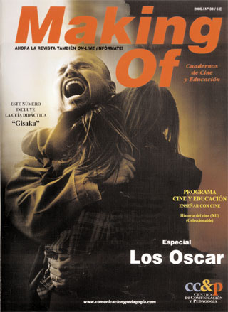 Making Of nº 38. Especial Los Oscar