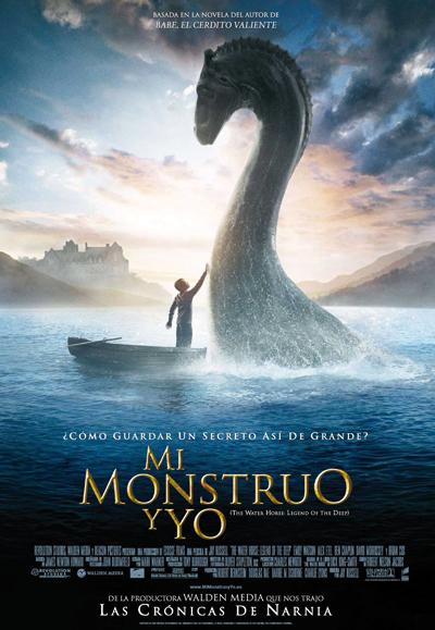 Mi monstruo y yo (2007) de Jay Russell
