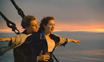 Titanic (1997) de James Cameron.