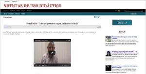 Ejemplo de entrevista en Noticias de uso didáctico (www.noticiasusodidactico.com/blog/2013/10/entrevista-joan-padros-asociacion-espiral).