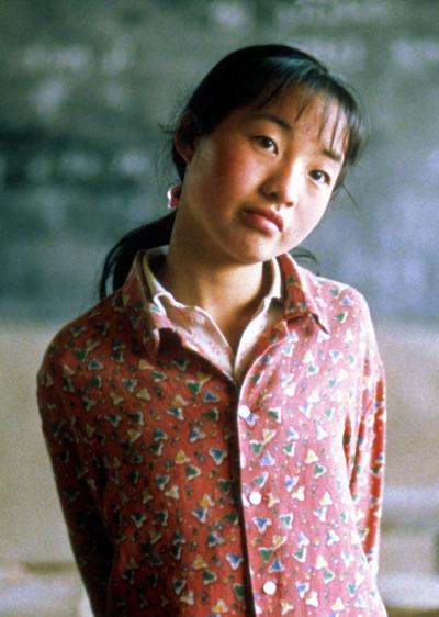 Ni uno menos (1999) de Zhang Yimou.