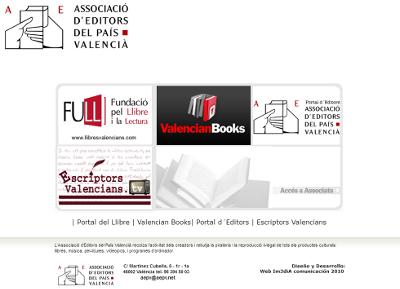 Associació d'Editors del País Valencià.