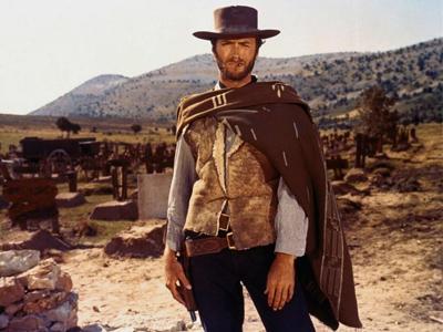 Plano americano. El bueno, el feo y el malo (1968) de Sergio Leone.