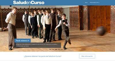 """Programa """"Salud en Curso"""" (saludencurso.prensajuvenil.org)"""