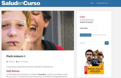 "Pack 1 Programa ""Salud en Curso"" (saludencurso.prensajuvenil.org/pack-1)"