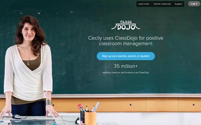 ClassDojo (www.classdojo.com).