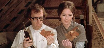 La última noche de Boris Grushenko (1975) de Woody Allen.