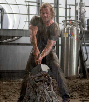 Thor (2011) de Kenneth Branagh