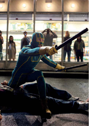 Kick-Ass: Listo para machacar (2010) de Matthew Vaughn
