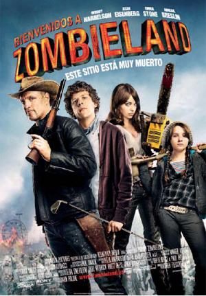 Bienvenidos a Zombieland (2009) de Ruben Fleischer