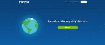 Duolingo (www.duolingo.com)